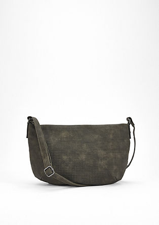 City bag with a metallic finish from s.Oliver