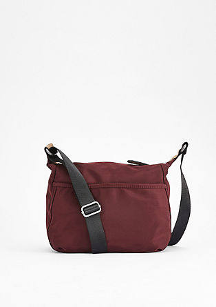 City bag in a silky matte finish from s.Oliver