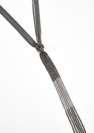 Long Y-shaped necklace from s.Oliver