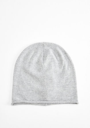 Lightweight hat in a beanie style from s.Oliver