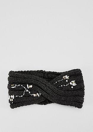Stirnband mit Schmucksteinen