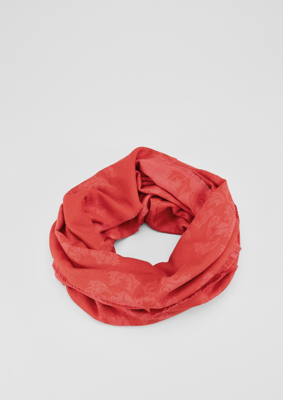 Loop | Accessoires > Schals & Tücher > Loops | Rot | 65% polyester -  35% viskose | s.Oliver