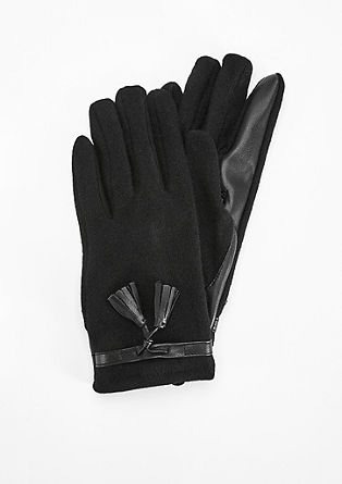 Elegant gloves from s.Oliver