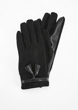 Elegante Fingerhandschuhe