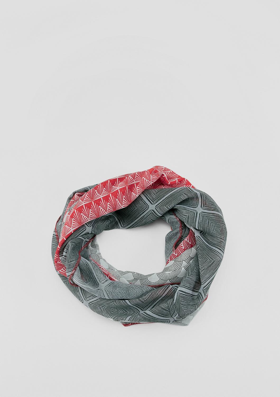 Loop   Accessoires > Schals & Tücher > Loops   Rot   100% polyester   s.Oliver