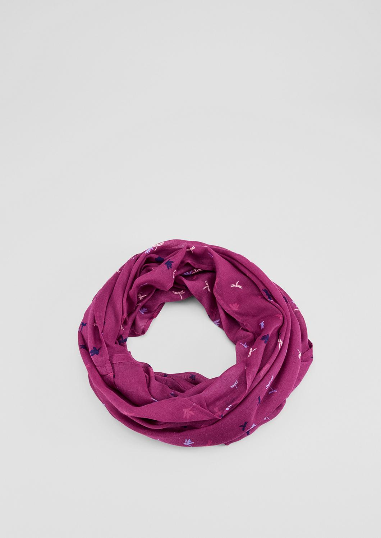Loop   Accessoires > Schals & Tücher > Loops   Pink   100% polyester   s.Oliver