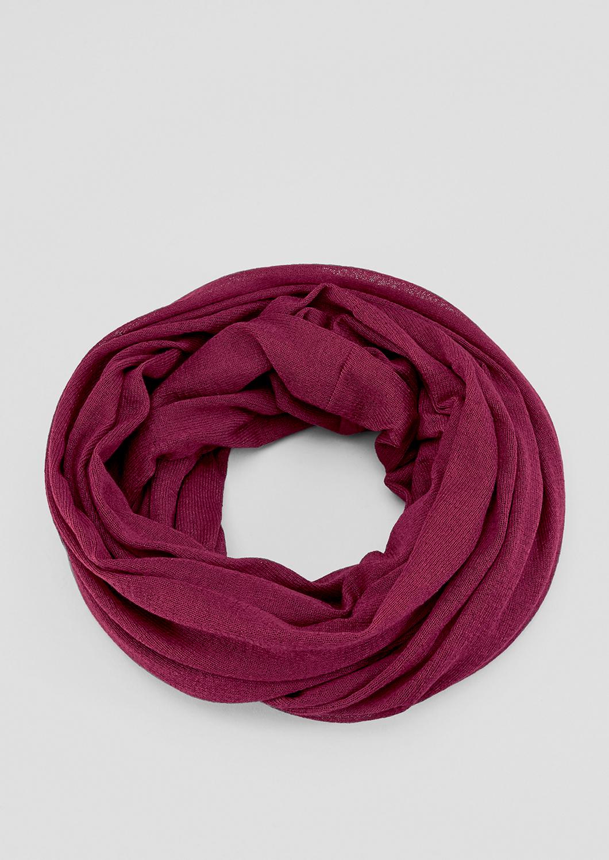 Loop | Accessoires > Schals & Tücher > Loops | Pink | 70% viskose -  30% polyester | s.Oliver