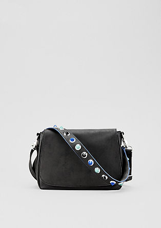 City bag met studs