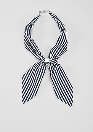 Textilkette mit feinem Muster