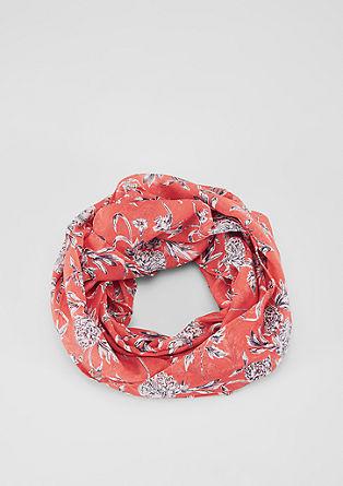 Écharpe tube à imprimé floral de s.Oliver