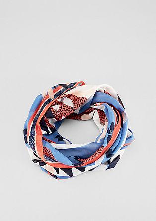 Écharpe tube à imprimé all-over de s.Oliver