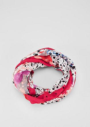 Loop mit Allover-Print