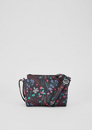 Floral city bag from s.Oliver