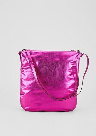Hobo Bag - rugzak met een metallic look