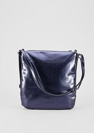 Hobo torba – backpack kovinskega videza