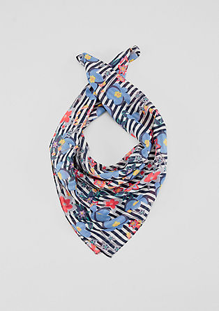 Neckerchief with a print from s.Oliver