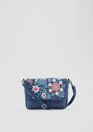 Denim mini bag from s.Oliver