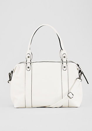 Faux leather shopper from s.Oliver
