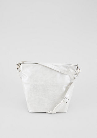 Hobo bag in a metallic look from s.Oliver
