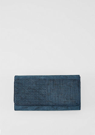 Purse with textured effects from s.Oliver