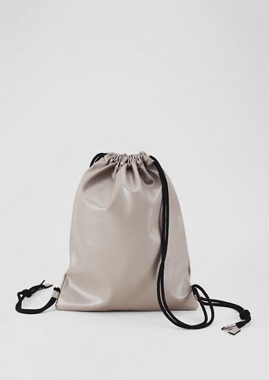 Gym Backpack mit Kordelzug