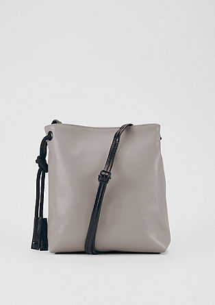 City Bag mit Kordelzug