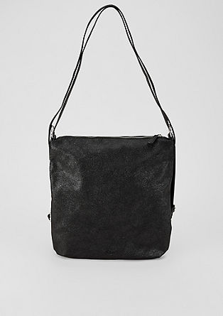Glinsterende hobo bag