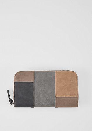Zip Wallet im Colour-Mix