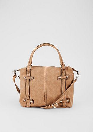 Shopper in een vintage-look