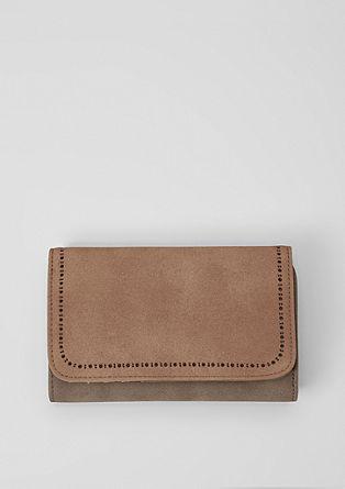 Wallet mit Lasercut-Muster