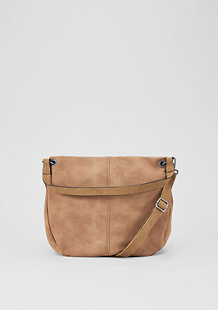 Hobo bag with an embossed strap from s.Oliver