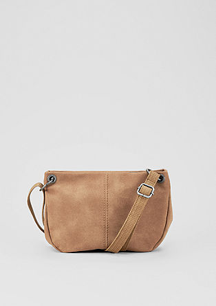 City bag with an embossed strap from s.Oliver