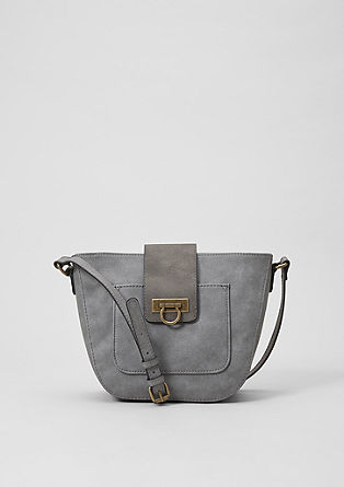 Two-tone mini bag from s.Oliver
