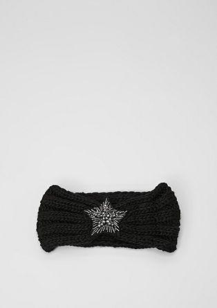 Headband with a decorative star from s.Oliver