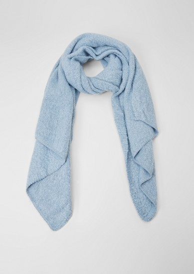 Soft knit scarf from s.Oliver