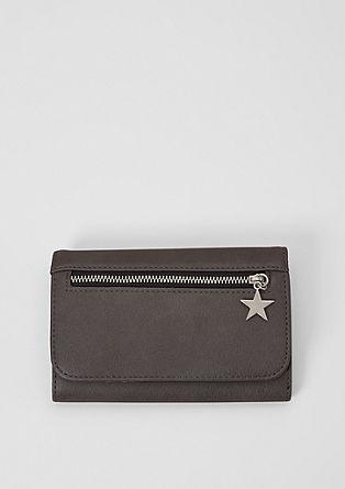 Flap Wallet mit Sternanhänger