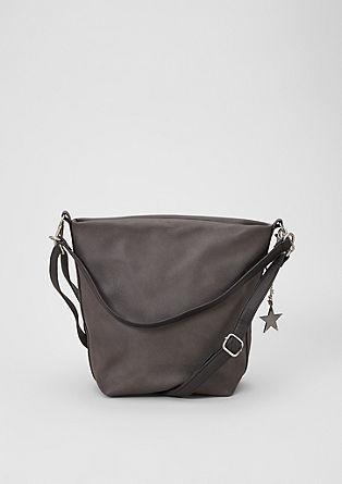 Hobo Bag mit Stern-Anhänger