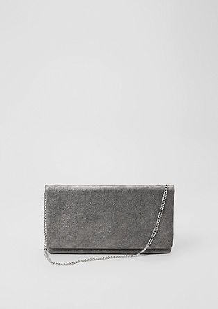 Elegant clutch with a chain from s.Oliver