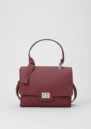 Shoulder Bag mit Drehverschluss