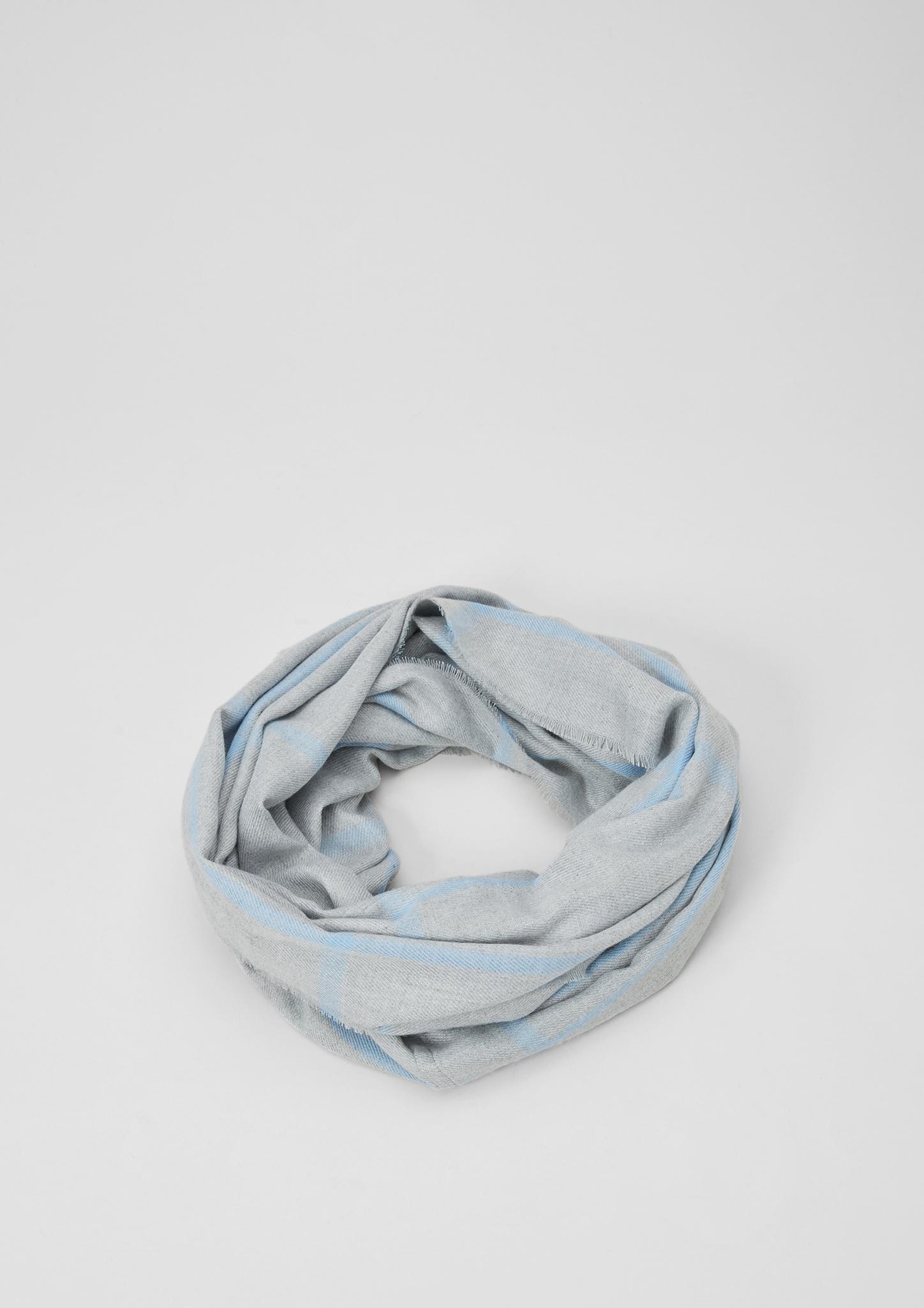 Loop | Accessoires > Schals & Tücher > Loops | Grau | 80% polyester -  20% viskose | s.Oliver
