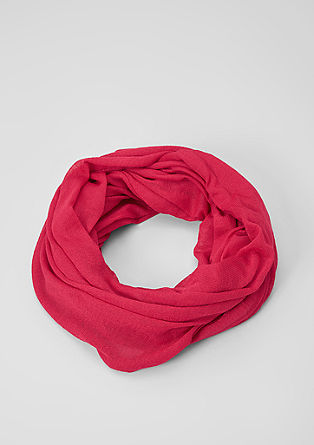 Soft jersey snood from s.Oliver