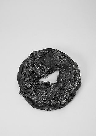 Loop mit Jacquard-Muster