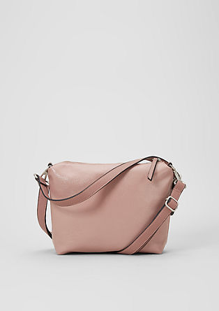 City bag met zijvak