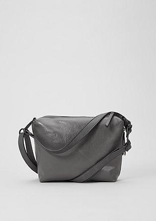 City bag met zijvak