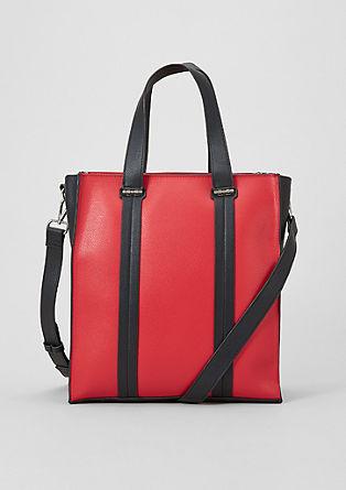 Shopper in een minimalistische stijl
