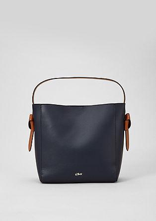 Hobo Bag mit Knoten-Details