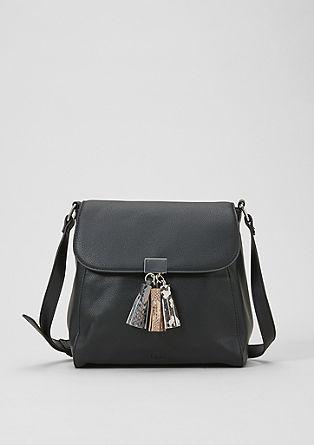 City Bag mit Quasten