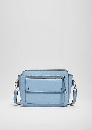 City Bag mit Zipper-Fach