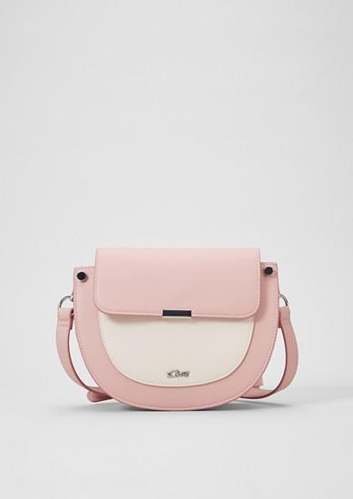 Shoulder Bag im Two Tone-Design