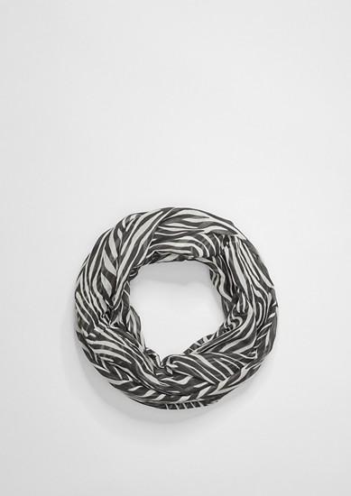 Leichter Loop mit Musterprint
